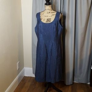 Blue Nine West Dress - worn once